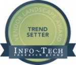 Trend Setter Award of Info-Tech Research Group
